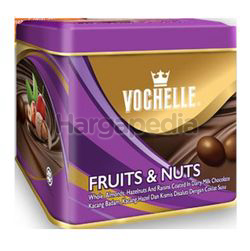 Vochelle Chocolate Tin Fruit & Nuts 180gm