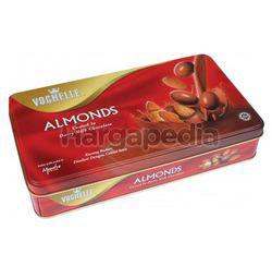 Vochelle Chocolate Tin Almonds  380gm