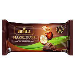 Vochelle Block Chocolate Hazelnuts 175gm