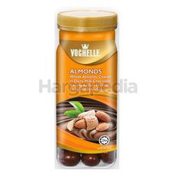 Vochelle Canister Chocolate Almonds 330gm