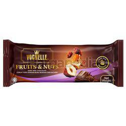 Vochelle Block Chocolate Fruit & Nuts 75gm