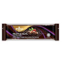 Vochelle Block Dark Chocolate Fruit & Nuts 40gm