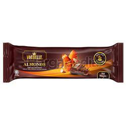 Vochelle Block Chocolate Almonds 40gm