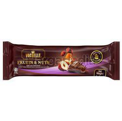 Vochelle Block Chocolate Fruit & Nuts 40gm
