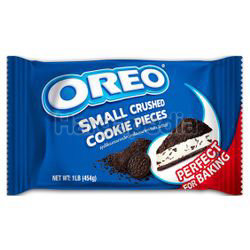 Oreo Crumbs Small Crushed Cookies Pieces 454gm
