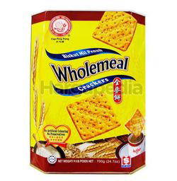 Hup Seng Ping Pong Wholemeal Cracker 700gm
