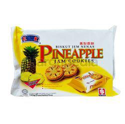 Hup Seng Pineapple Jam Biscuit 143gm