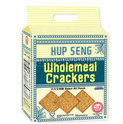 Hup Seng Ping Pong Wholemeal Cracker 230gm