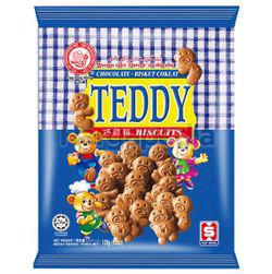 Hup Seng Chocolate Teddy 120gm