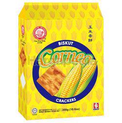 Hup Seng Ping Pong Corneo Crackers 300gm
