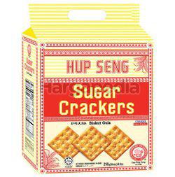 Hup Seng Ping Pong Sugar Crackers 250gm