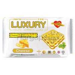 Hwa Tai Luxury Cheese Cream Sandwich 200gm