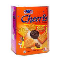 Hup Seng Kerk Cheeris Assorted Biscuit 600gm