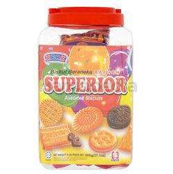 Hup Seng Kerk Superior Assort Biscuits 600gm