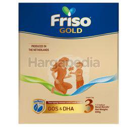 Friso Gold Milk Powder 3 600gm