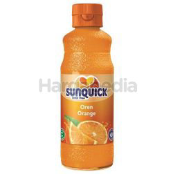 Sunquick Concentrated Cordial Orange 330ml