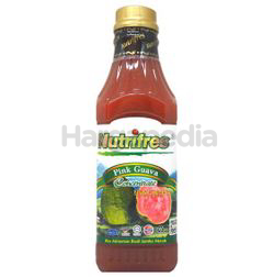 Nutrifres Juice Concentrated Pink Guava 1lit