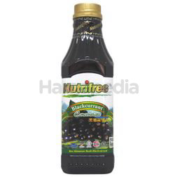 Nutrifres Juice Concentrated Blackcurrant 1lit