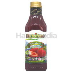 Nutrifres Juice Concentrated Strawberry 1lit