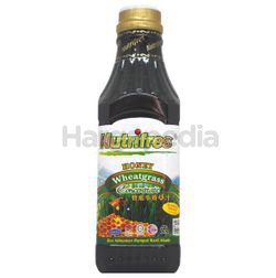Nutrifres Juice Concentrated Honey Wheatgrass 1lit