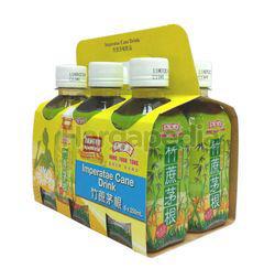 Hung Fook Tong Herbal Tea Imperate Cane 6x250ml