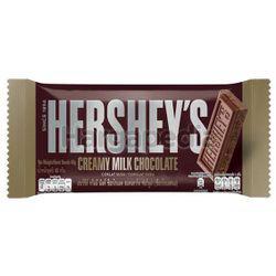 Hershey's Bar Creamy Milk Chocolate 40gm
