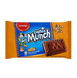 Munchy's Captain Munch Chocolate 205gm