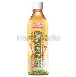 Hung Fook Tong Herbal Tea Pear And Sea Coconut 500ml
