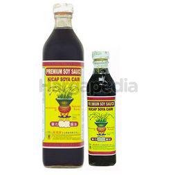 Orchid Premium Soy Sauce 750ml + Dark Sauce 370ml