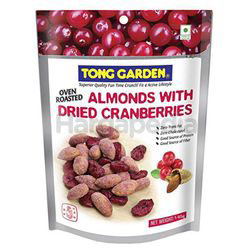 Tong Garden Almonds With Dried Cranberries 140gm