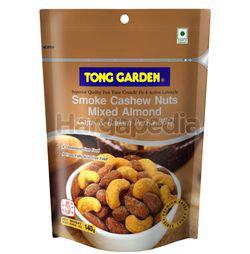 Tong Garden Cashew Nuts Almond Smoke 140gm