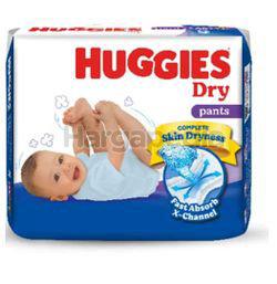 Huggies Dry Pants S66+4