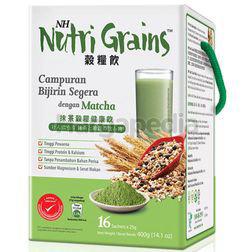 NH Nutri Grains Instant Multi Mix Matcha 16x25gm