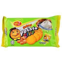Win2 Potato Crisp Sour Cream 120gm