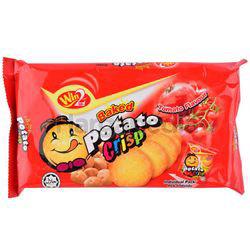 Win2 Potato Crisp Tomato 120gm
