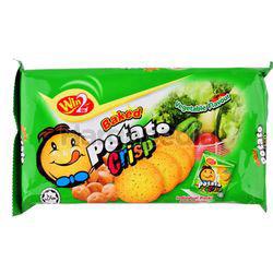 Win2 Potato Crisp Vegetable 120gm