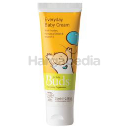 Buds Baby Organic Everyday Baby Cream 75ml