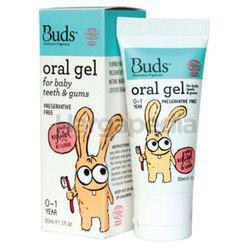 Buds Baby Teeth & Gum Oral Gel 30ml