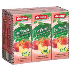 Drinho Ice Peach Tea 6x250ml