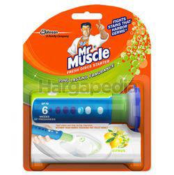Mr Muscle Fresh Disc Starter Pack Citrus 38gm