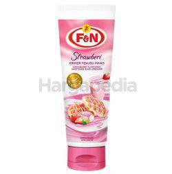 F&N Sweetened Condensed Milk Strawberry Tube 180gm