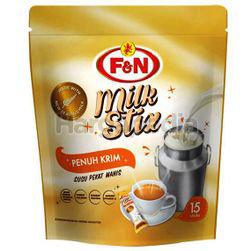F&N Milk Stix Sweetened Condensed Milk 15x25gm