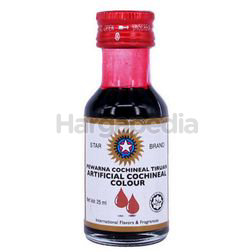 Star Brand Colouring Cochineal 25ml