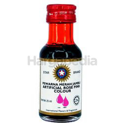 Star Brand Colouring Rose Pink 25ml
