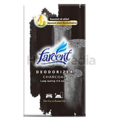 Farcent Charcoal Deodorant Anti Tobacco 200gm