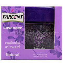 Farcent Deodorizer Car Lavender 120gm