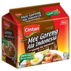 Cintan Mi Goreng Ala Indonesia 5x75gm