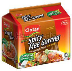 Cintan Mi Goreng Spicy 5x75gm