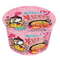 Samyang Hot Chicken Ramen Carbonara Bowl 105gm