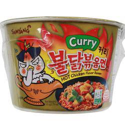 Samyang Hot Chicken Ramen Curry 105gm